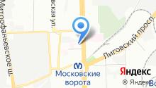 27 отдел Экспертно-криминалистического центра на карте