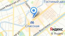 Advanced.ru на карте