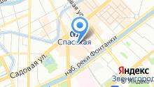 1С-Интерес на карте