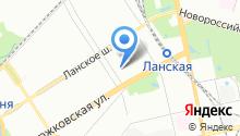 34 отдел полиции Управления МВД Приморского района на карте