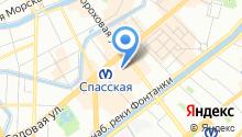 3с-сервис на карте