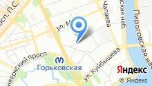3 ЭТАЖ на карте