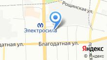 13 квартал на карте