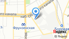 1С: Бухобслуживание. Региональный центр на карте