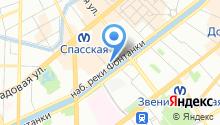Adore. Digital на карте
