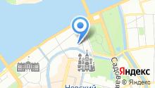 3 МостА на карте