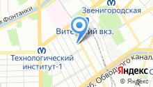 ABC Logistics на карте