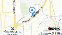 AAMU на карте