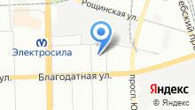 58 Центральный проектный институт на карте
