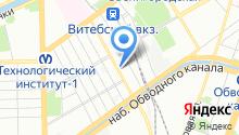 ABC, адвокатская консультация на карте