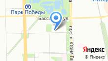 """""""Сапфир"""" на карте"""