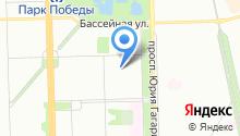 Жилкомсервис №2 Московского района на карте