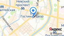 28 отдел Экспертно-криминалистического центра по Центральному району на карте