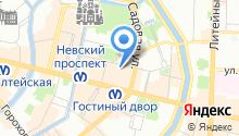 AK jewelry на карте