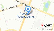 1000 кухонь на карте