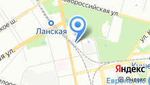 98RUS на карте