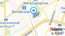 103-й отдел Государственного архитектурно-строительного надзора Министерства Обороны РФ на карте