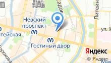 Actuelle на карте