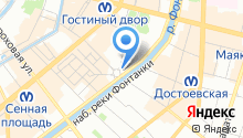 A2SPA на карте