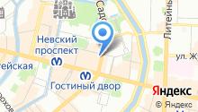 A Boutique Hotel на карте