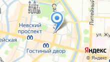 4CUPS на карте