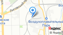 ACB-PRINT на карте