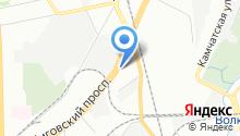 238 Тюнинг на карте