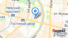 #Dyxбар на карте