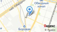 365 СПб на карте