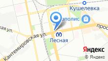 Account.spb.ru на карте