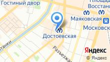 1С В ПРИОРИТЕТЕ на карте