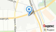 A.Z.E. на карте