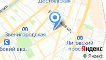 Adksweb на карте