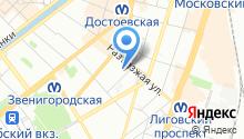 Agora на карте