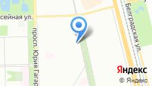 33 отдел полиции Управления МВД Московского района на карте