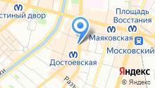 4HANDS на карте