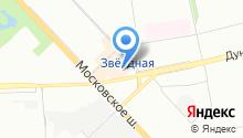 Al Petra на карте