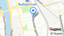 2 Берега на карте