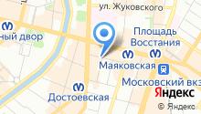 16Station на карте