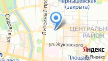 Интернет-магазин музыкальных инструментов и звукового оборудования на карте