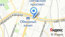 5 отдел полиции Управления МВД Фрунзенского района на карте