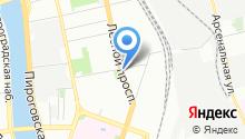AIRONFIX на карте