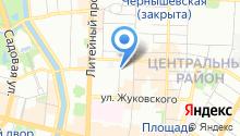 78 отдел полиции Управления МВД Центрального района на карте