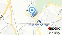 5 Звезд на карте