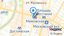 Alibigroup на карте