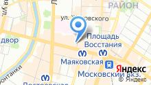 Шифоньер на карте