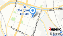 Ali на карте