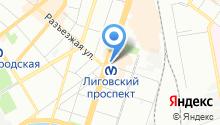 бюро экспертной и юридической помощи эксперт-т на карте