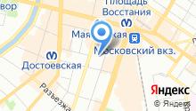 Aerotravel на карте