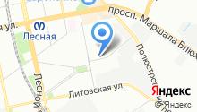 11-й СтройТрест на карте